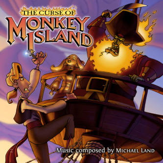 Michael Land: The Curse of Monkey Island (Mega Monkey edition soundtrack)