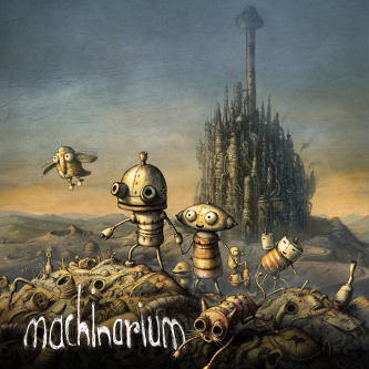 Tomás Dvorák: Machinarium (expansion set)
