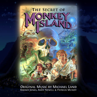 Michael Land et alii: The Secret of Monkey Island (19th anniversary edition soundtrack)